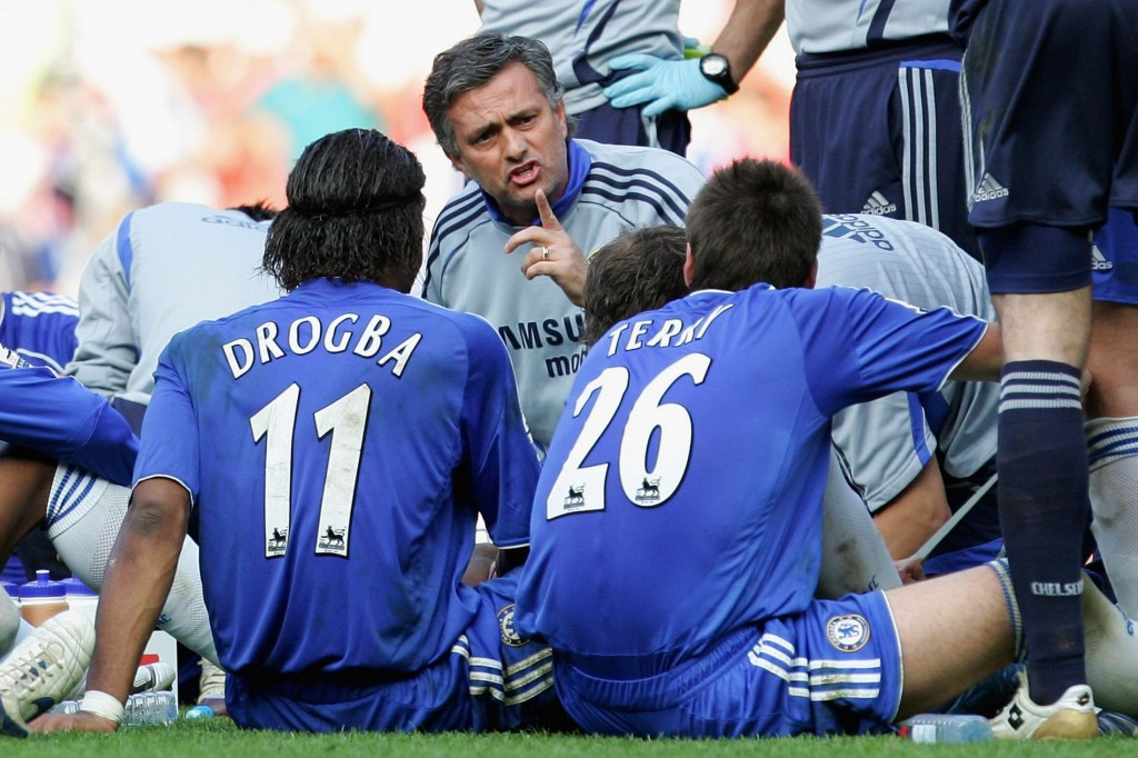 Jose Mourinho regularly refers to the importance of mindset. Photo: In Mou We Trust