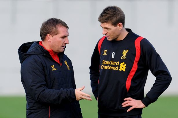 Steven Gerrard has made big changes to his role at Liverpool. Photo: Jeancarlos Otiniano Di?az