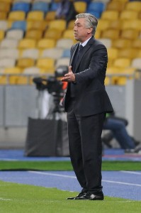 Carlo Ancelotti, fired from Chelsea in 2011 after failing to win back to back titles. Photo: Илья Хохлов