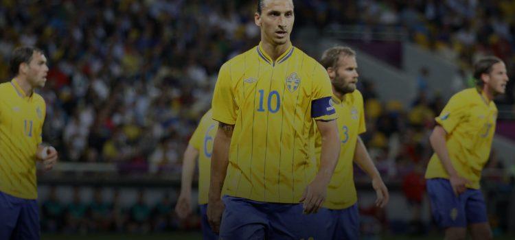 Zlatan Ibrahimovic for Sweden.