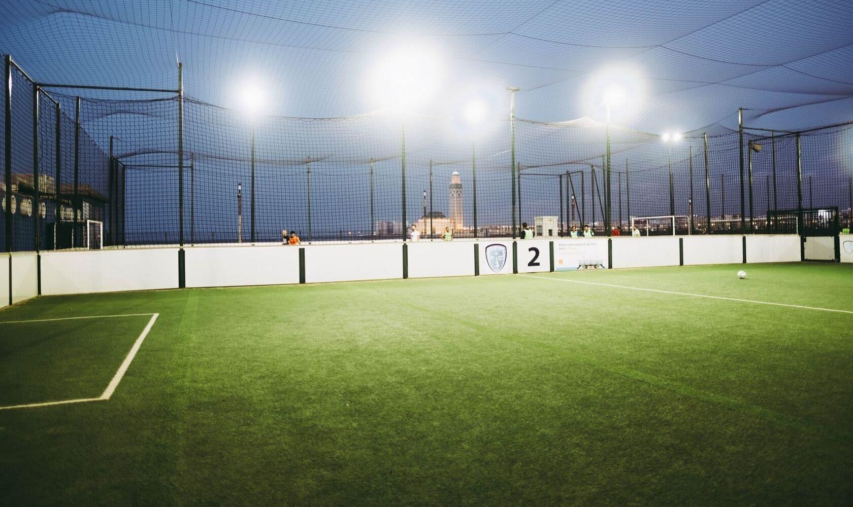 player motivation soccer field