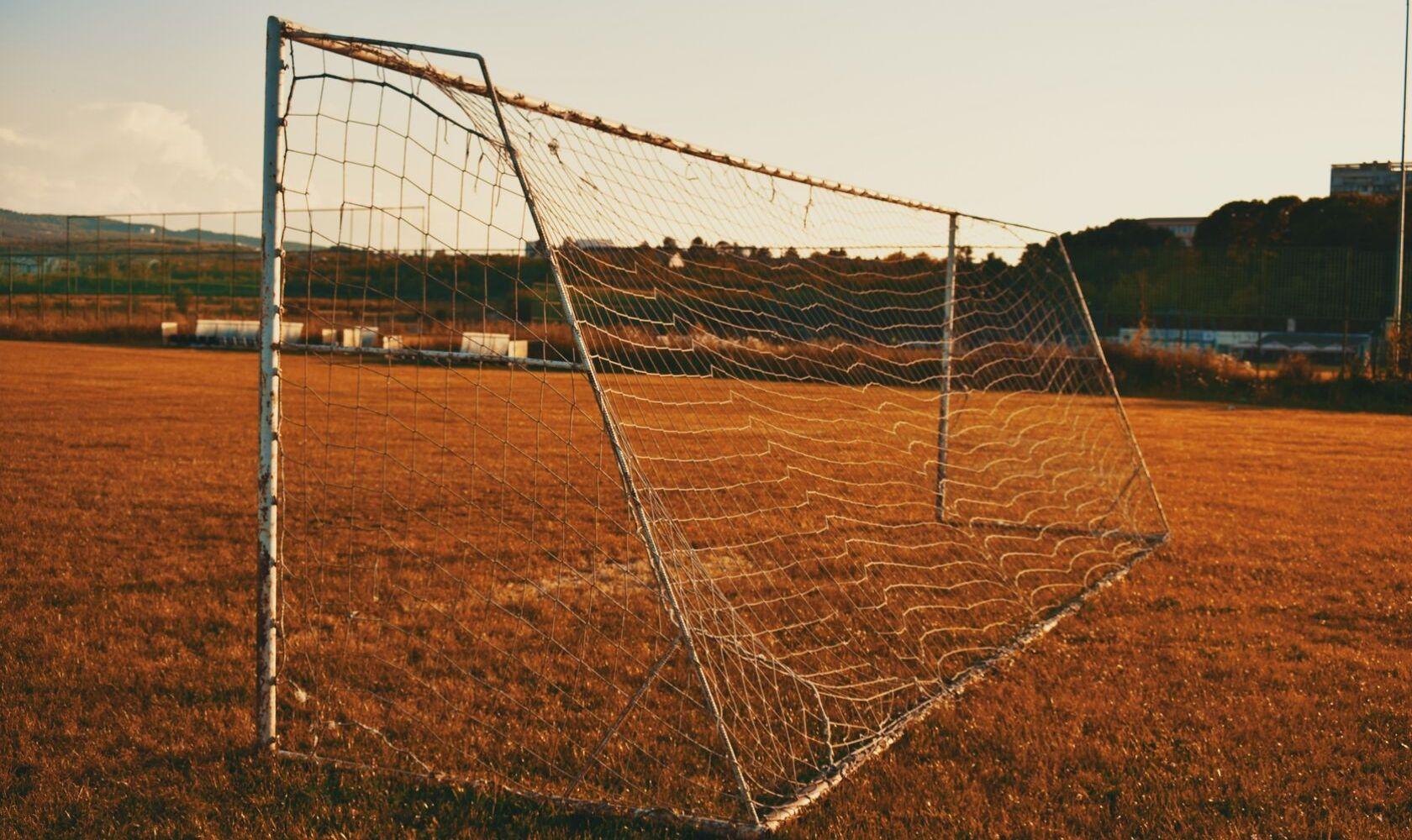 Goal Sunset