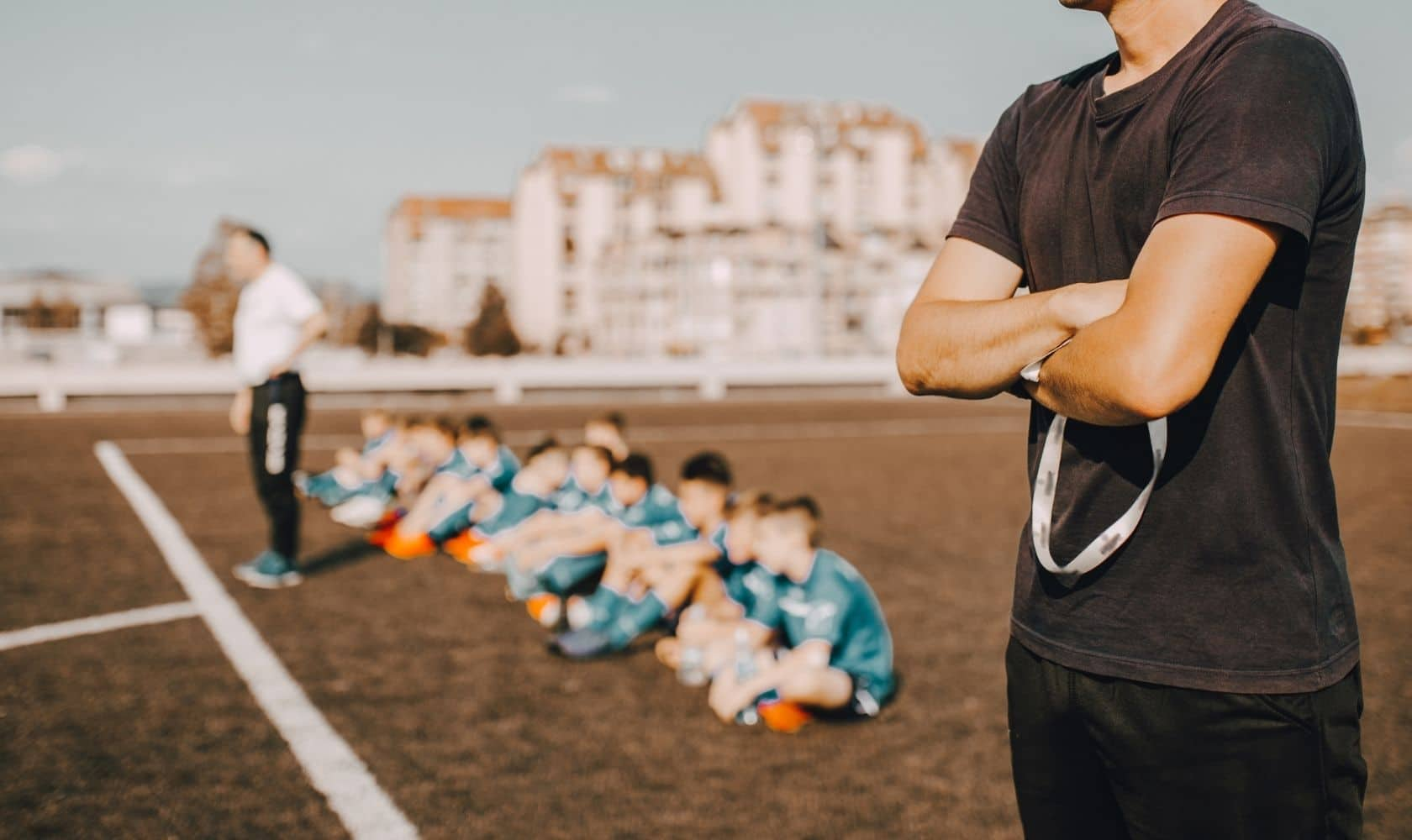 Read an expert guide on the fundamentals of soccer coaching — including professional insights on session planning, delivery, and communicating with players