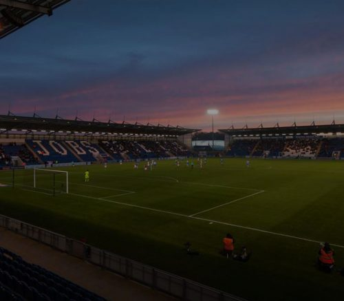 Colchester United Stadium. Photo: www.cu-fc.com