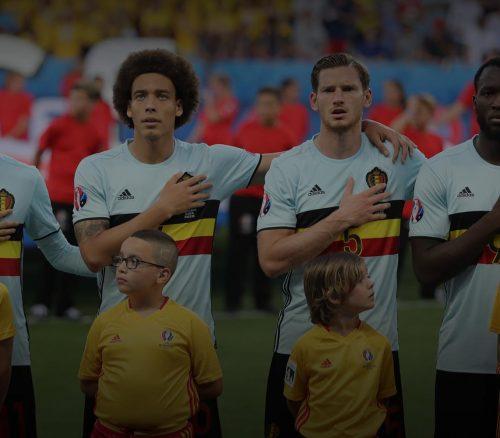 Belgium at Euro 2016. Photo: katatonia82