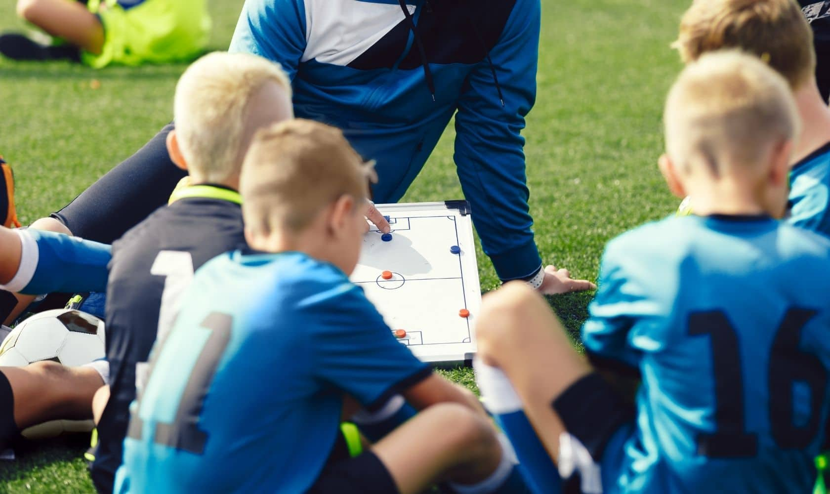 An extensive course on session design and delivery. Coaches and industry experts explain techniques from professional soccer academies.
