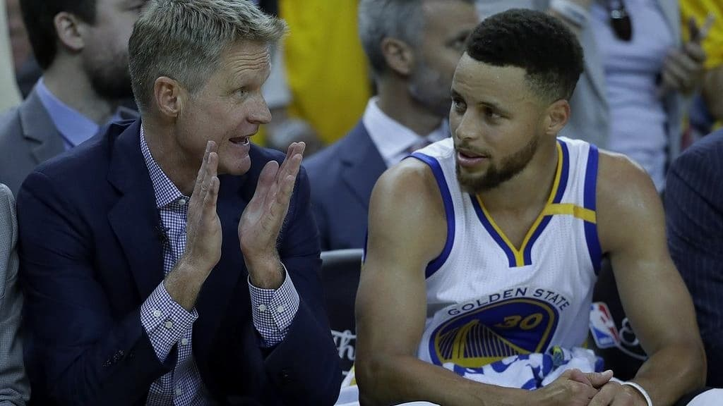 4917f8c3e What Can Coaches Learn from Steve Kerr  - Player Development Project