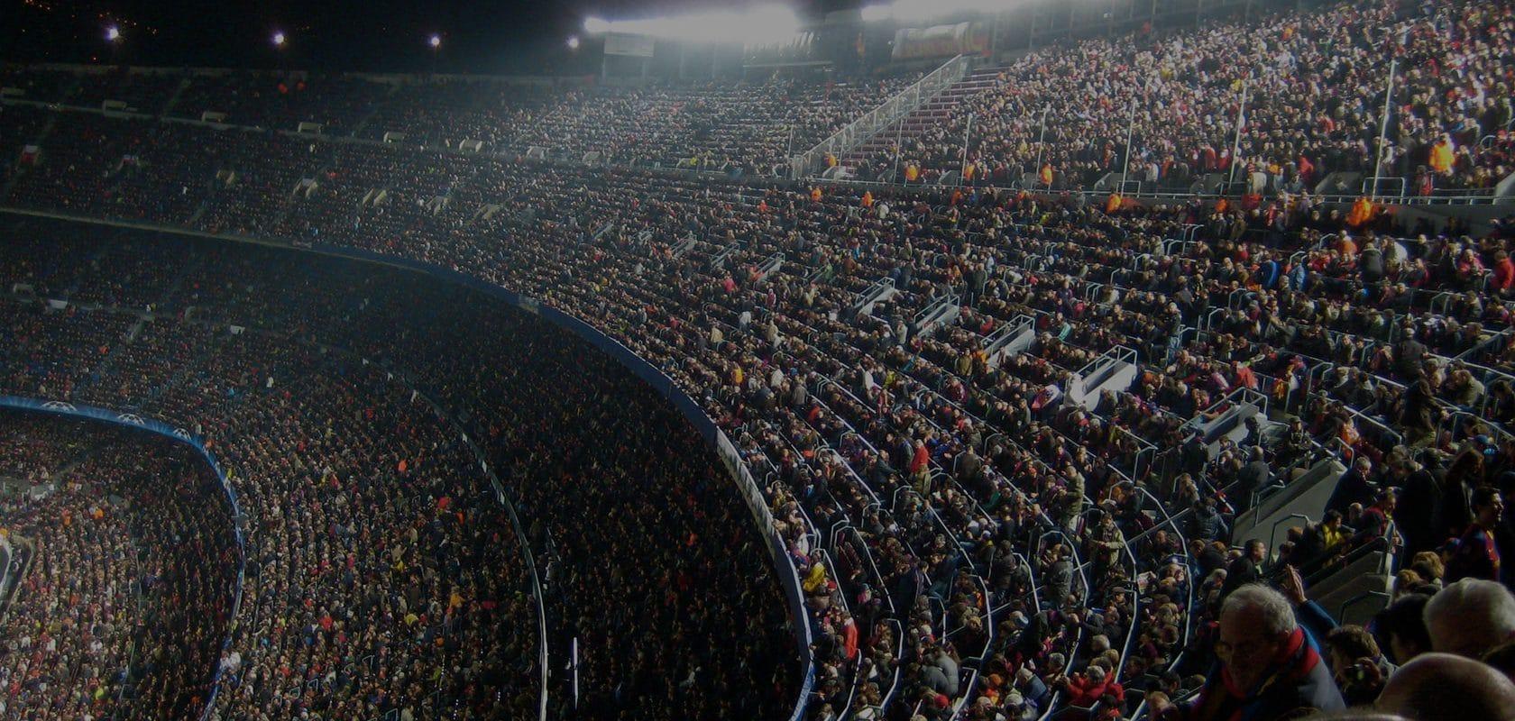 Camp Nou. Photo: Flickr/Börkur Sigurbjörnsson