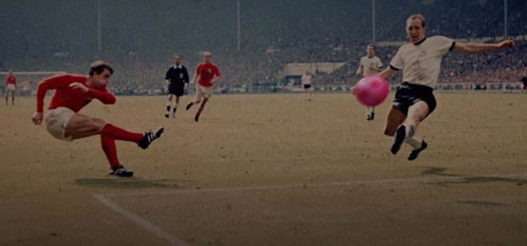 England vs West Germany, 1966. Photo: Graham Smith / Flickr