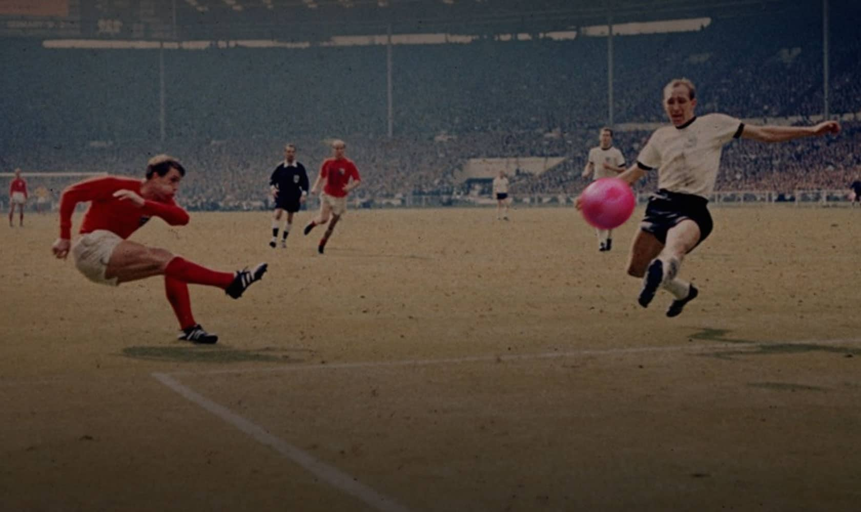England vs West Germany, 1966. Photo: Graham Smith / Flickr