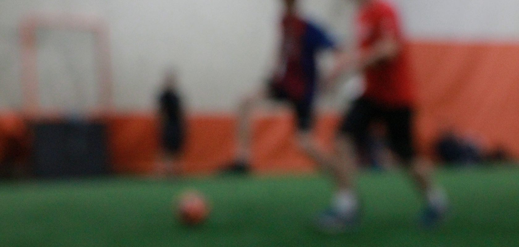 Soccer Players Game Blur